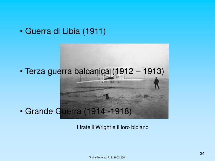 Guerra di Libia (1911)