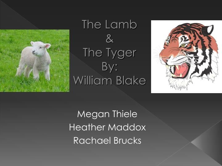 the lamb by william blake A summary of a classic poem 'the lamb' is one of william blake's 'songs of innocence', and was published in the volume bearing that title in 1789 the.