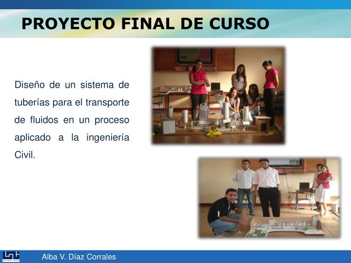 PROYECTO FINAL DE CURSO