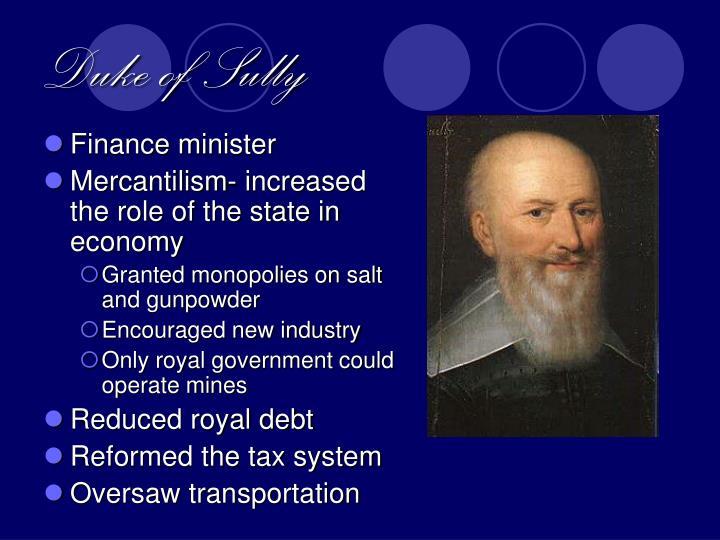 Duke of Sully