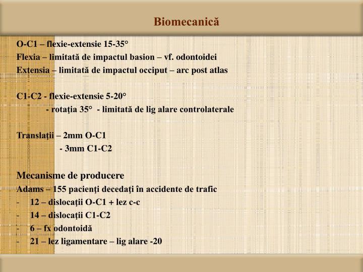 Biomecanică