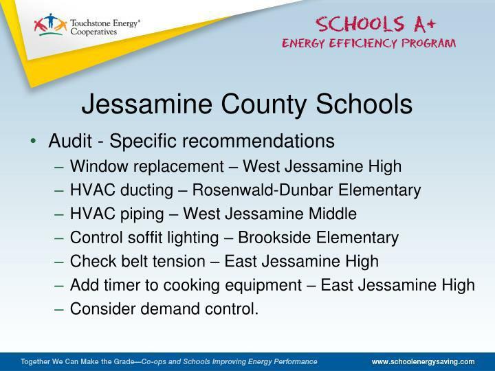 Jessamine County Schools