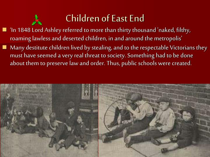 Children of East End