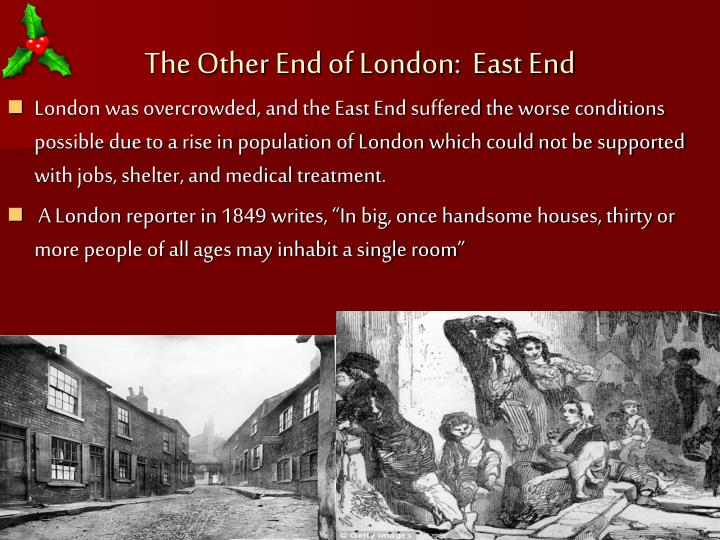 The Other End of London:  East End