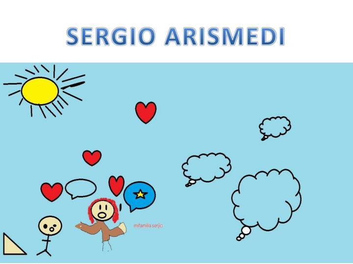 SERGIO ARISMEDI