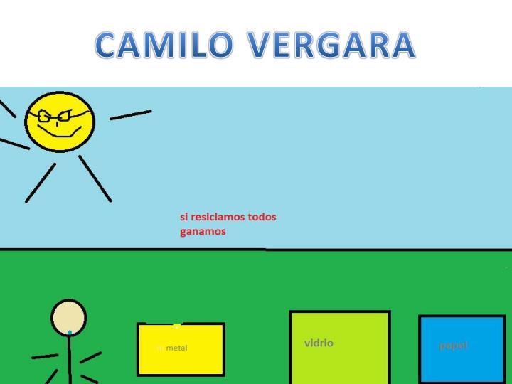 CAMILO VERGARA