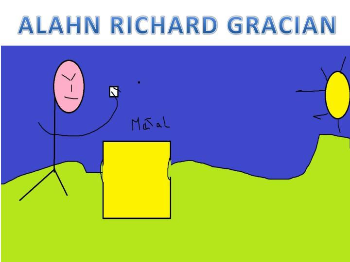ALAHN RICHARD GRACIAN