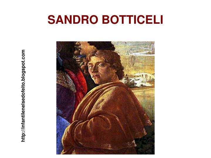 SANDRO BOTTICELI