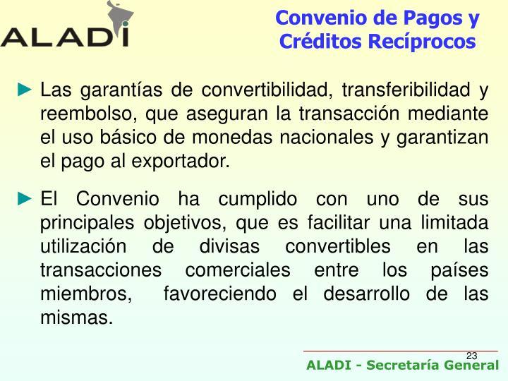 Convenio de Pagos y
