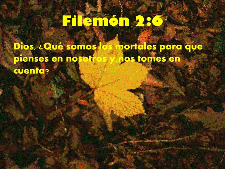 Filemón 2:6