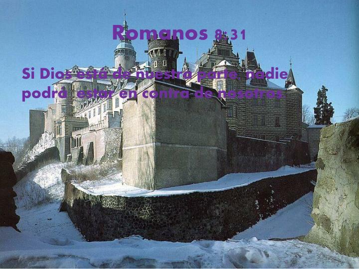 Romanos 8:31