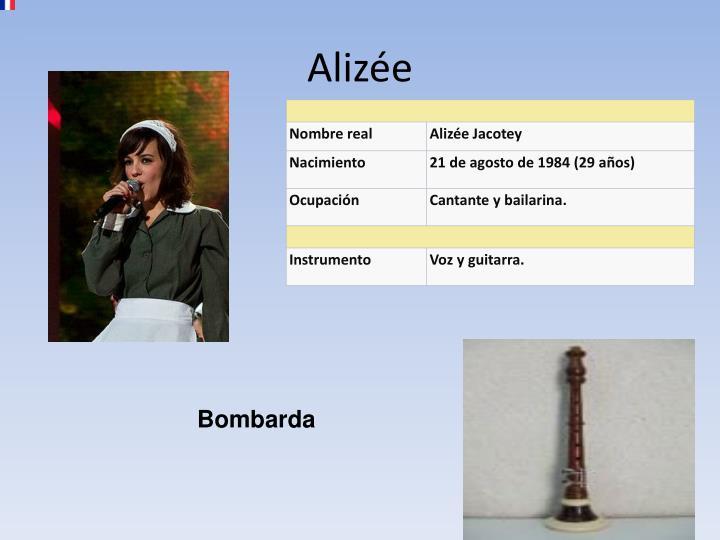 Alizée