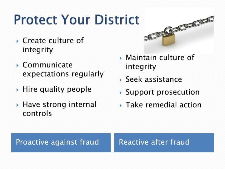 Protect Your District