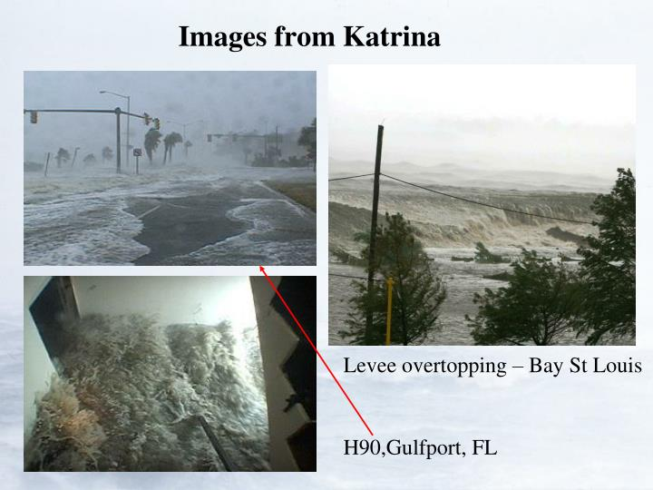 Images from Katrina