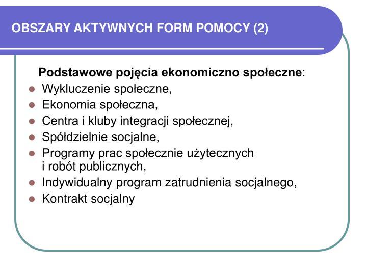 OBSZARY AKTYWNYCH FORM POMOCY (2)