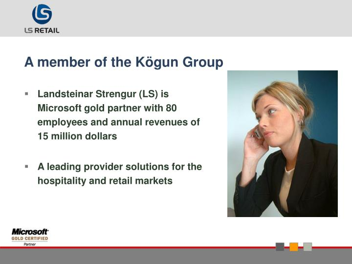 A member of the Kögun Group