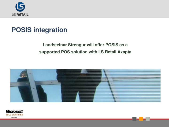 POSIS integration