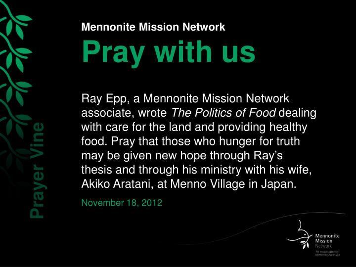 Mennonite Mission Network