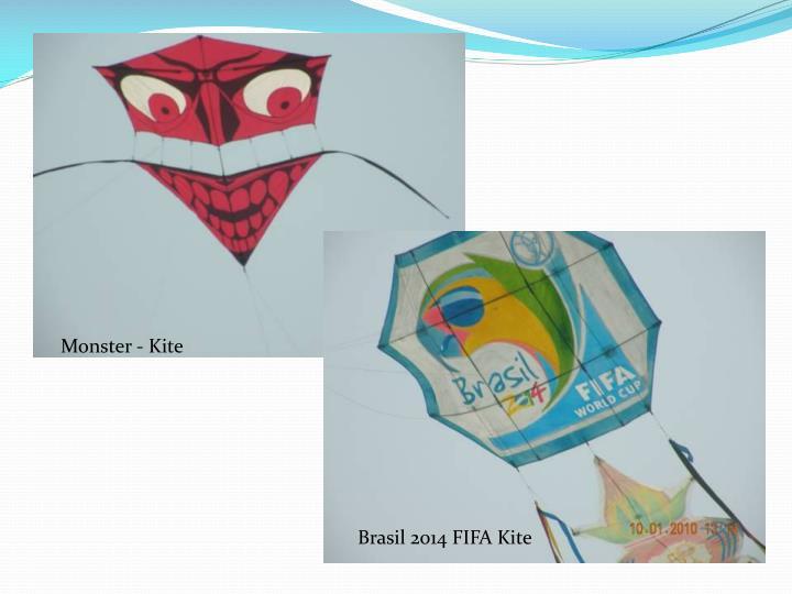 Monster - Kite