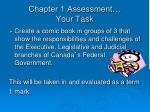 chapter 1 assessment your task