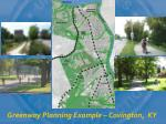 greenway planning example covington ky