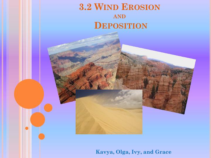 3 2 wind erosion and deposition