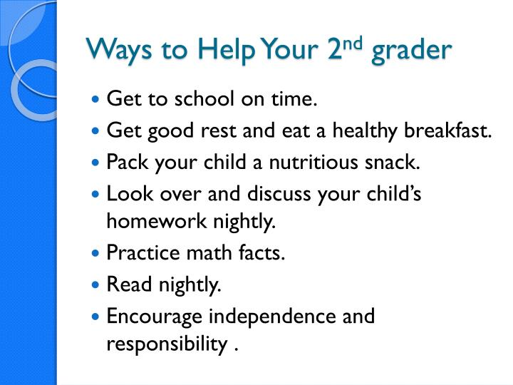 Ways to Help Your 2