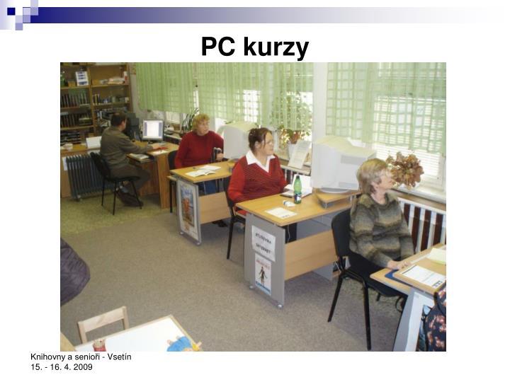 PC kurzy