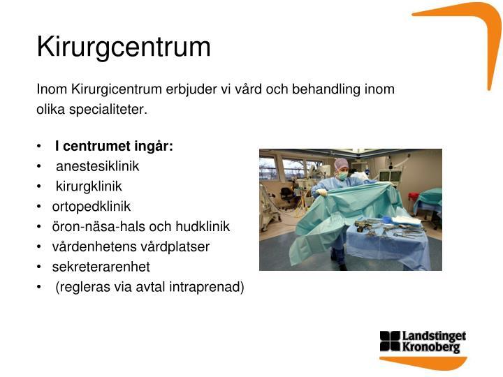 Kirurgcentrum