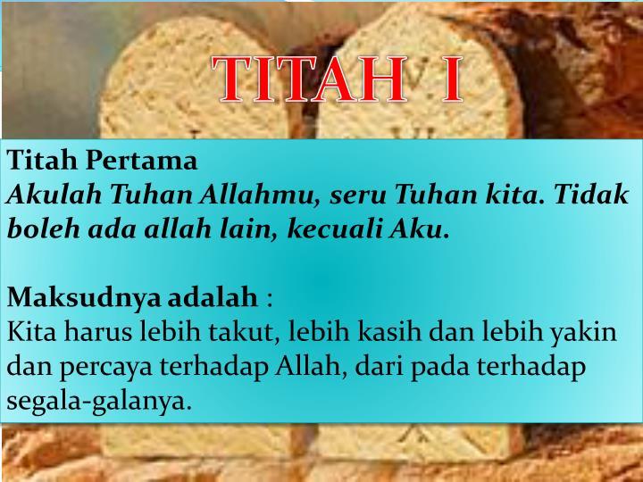 TITAH