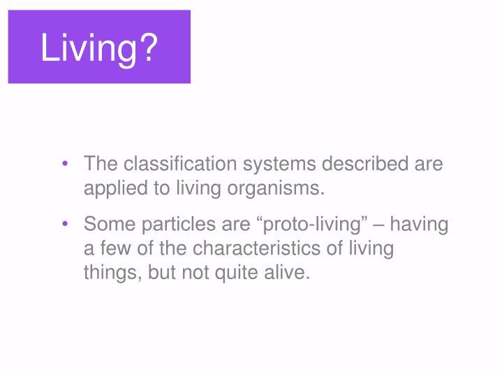 Living?