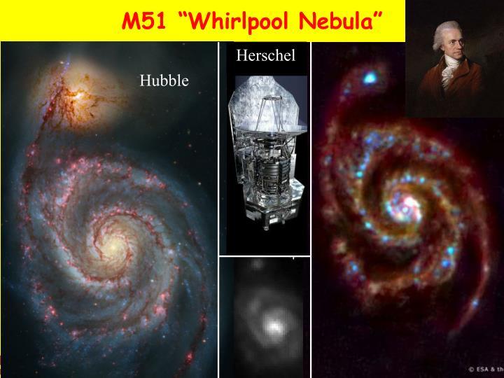 "M51 ""Whirlpool Nebula"""