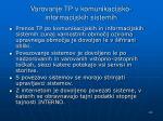 varovanje tp v komunikacijsko informacijskih sistemih1