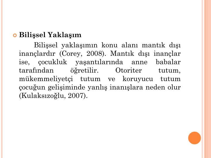 Bilisel Yaklam