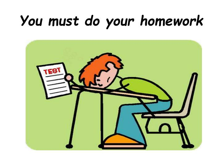 Does doing homework help you