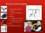 telecare technologies
