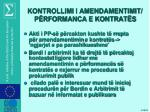 kontrollimi i amendamentimit p rformanca e kontrat s1