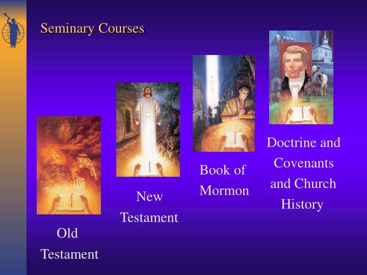 Seminary Courses