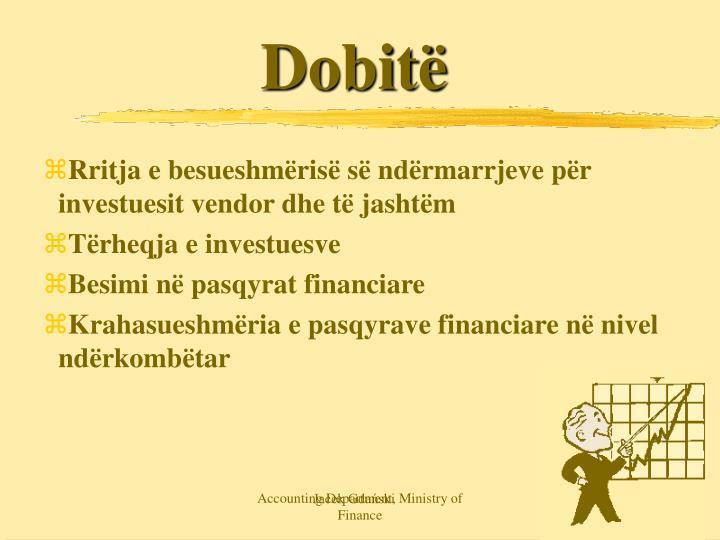 Dobitë