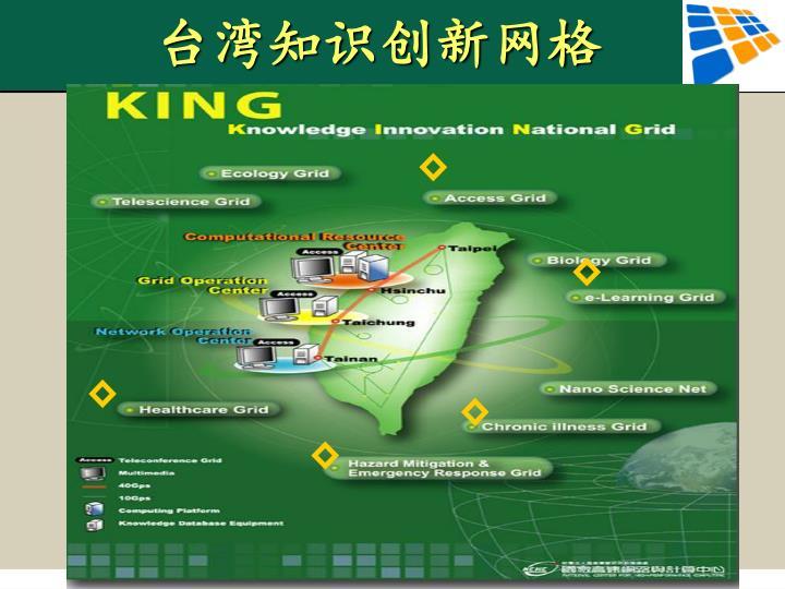 台湾知识创新网格