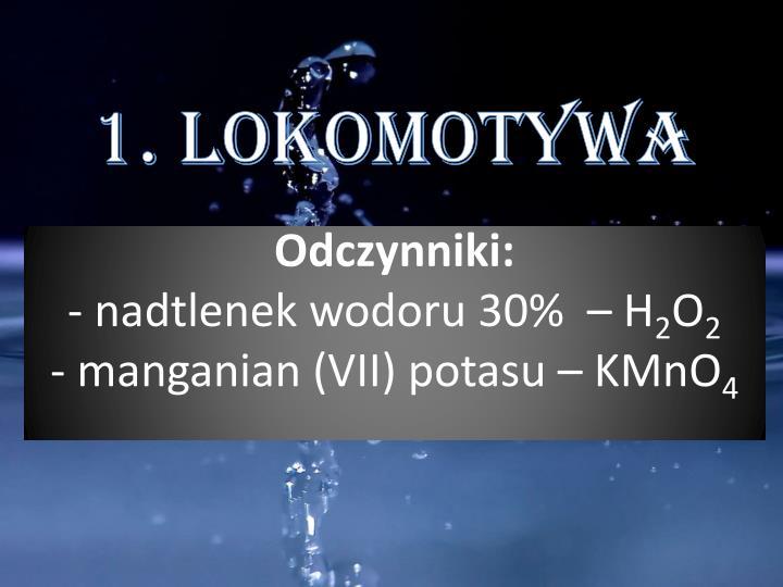 1. Lokomotywa