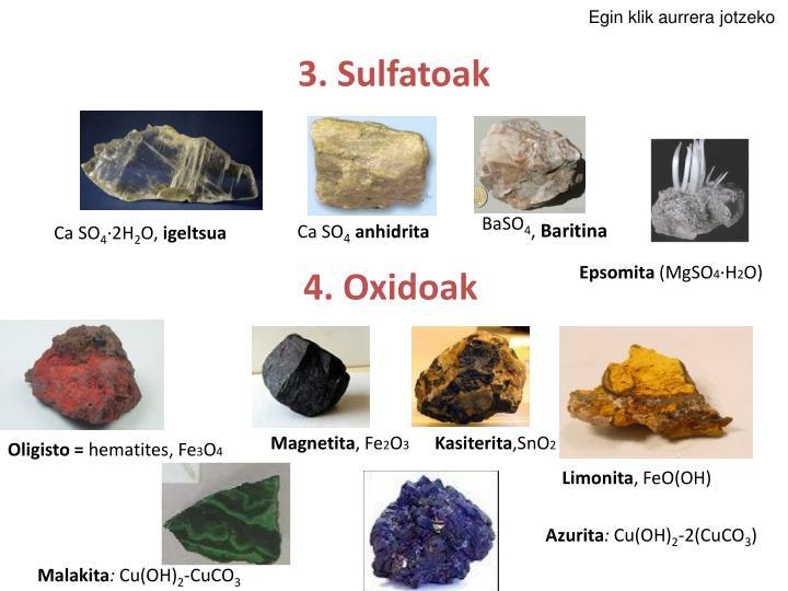 3. Sulfatoak