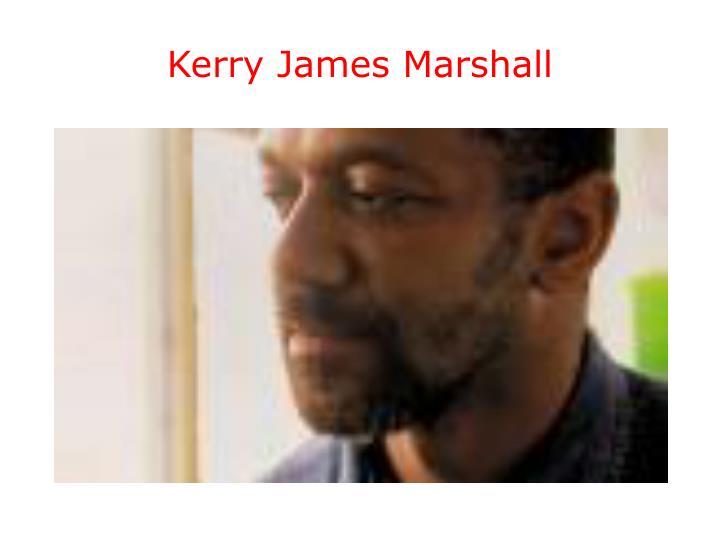 Kerry James Marshall
