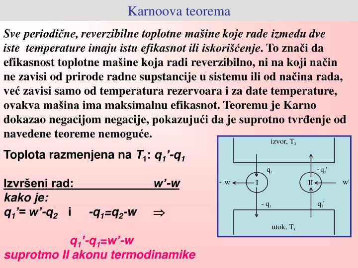 Karnoova teorema
