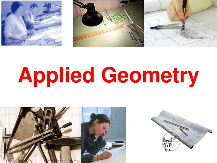 Applied Geometry