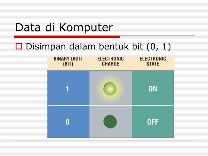 Data di Komputer