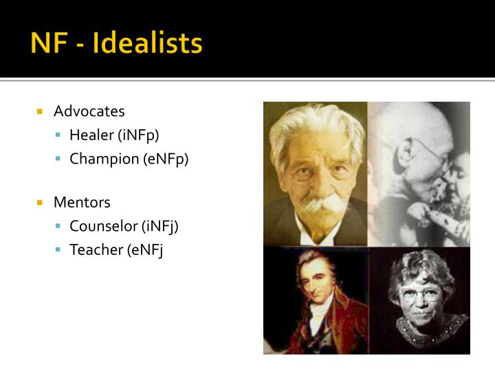 NF - Idealists