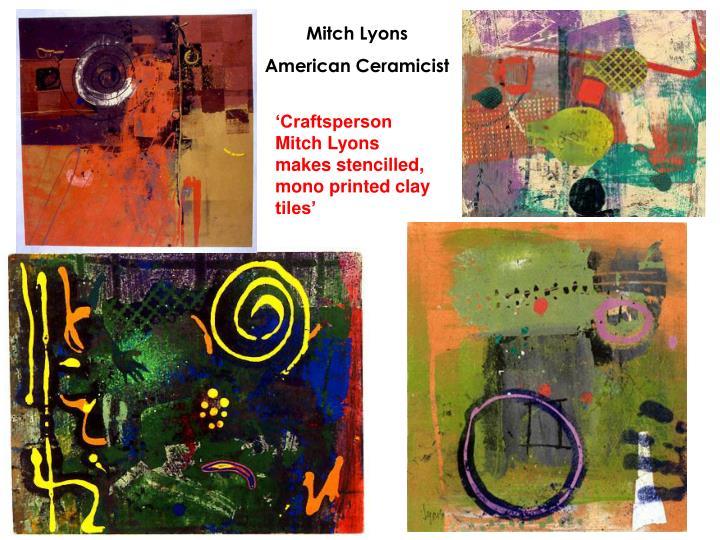 Mitch Lyons