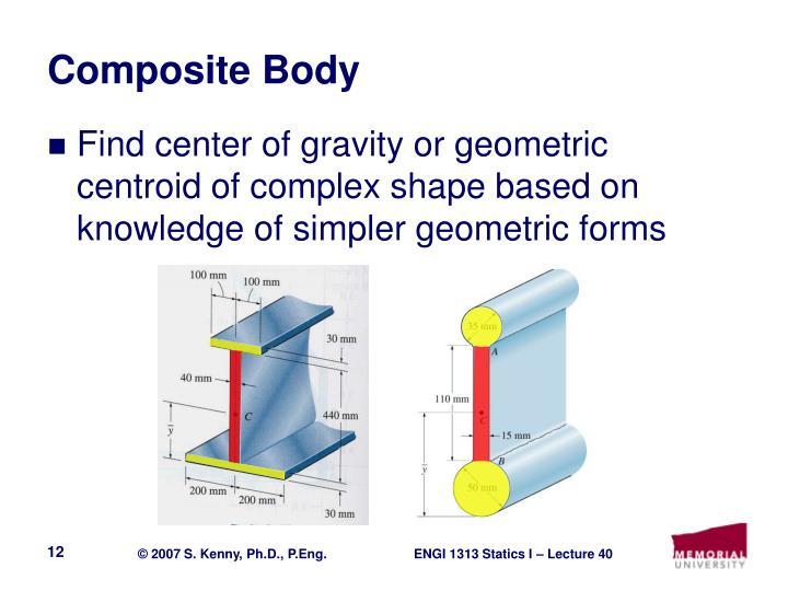 Composite Body