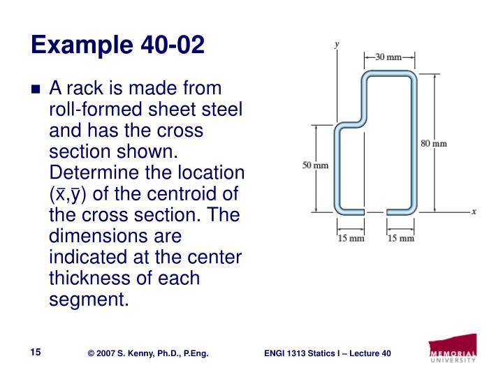 Example 40-02